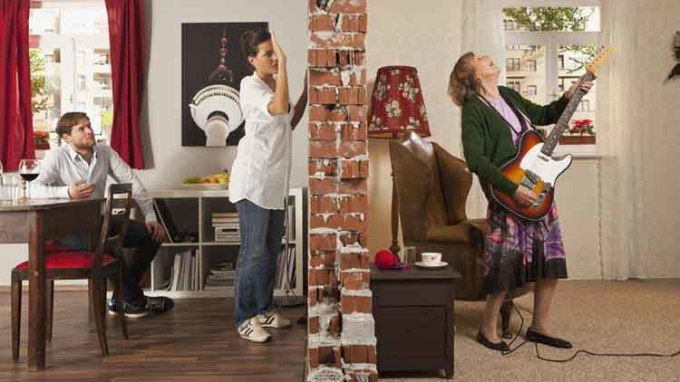 How to Soundproof a Wall Between Apartments (Without ...