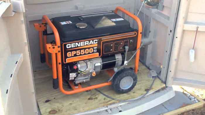 How to Build a Soundproof Box for a Generator