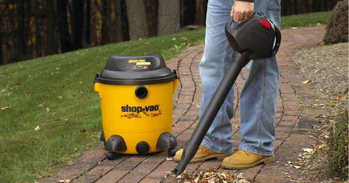 shop vac noise reduction