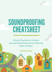 soundproof cheatsheet