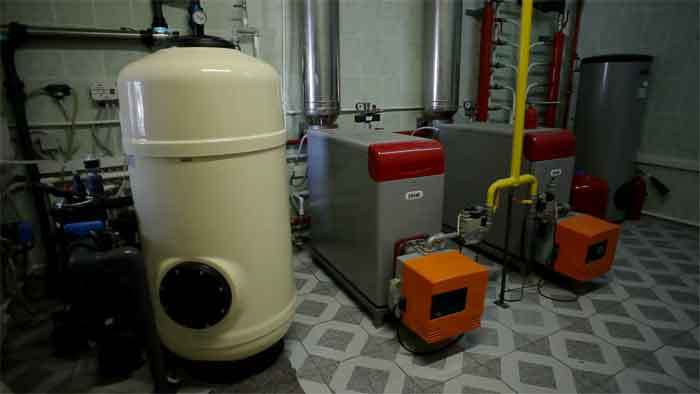soundproofing boiler room