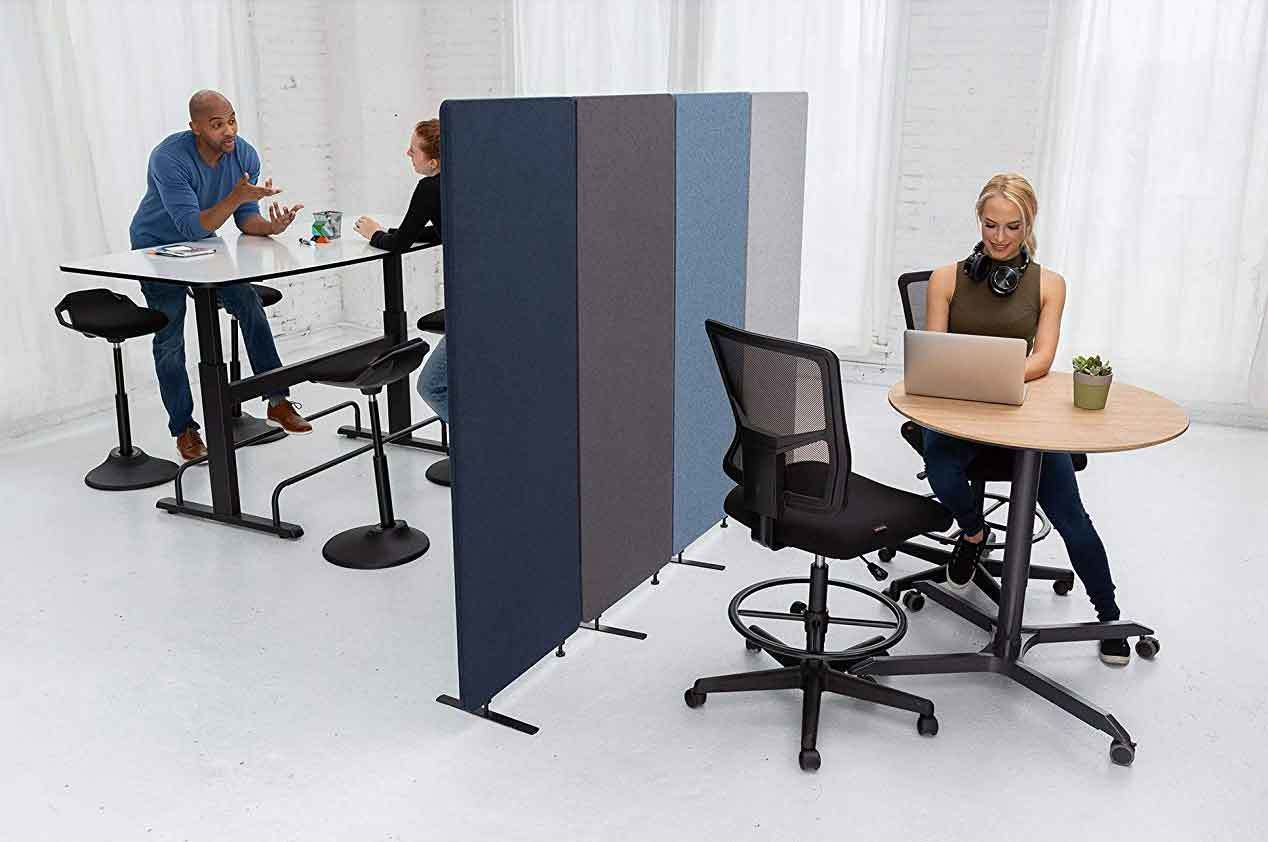 best portable soundproof wall