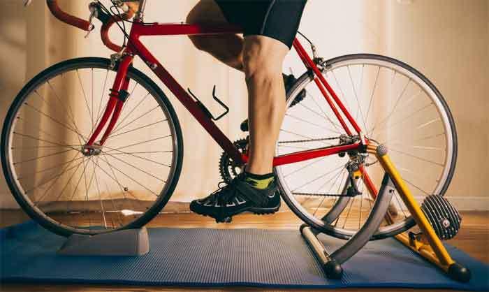 Reduce Bike Trainer Noise