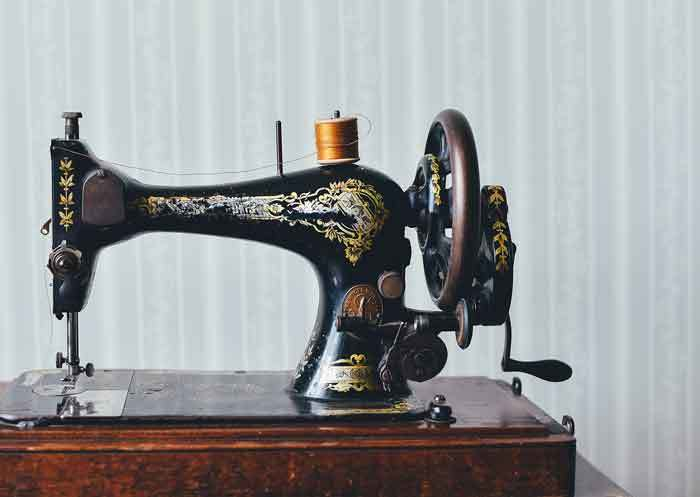 sewing machine noise reduction