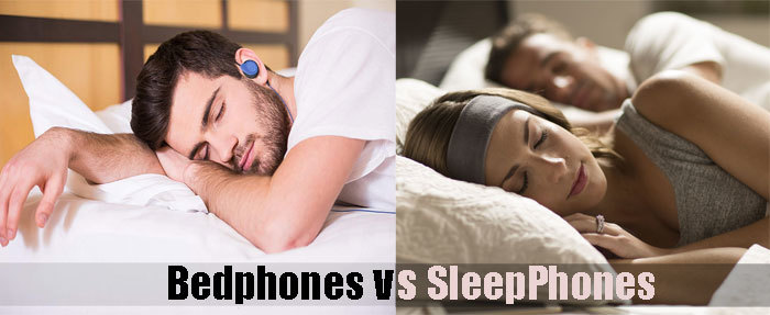 bedphones vs sleepphones
