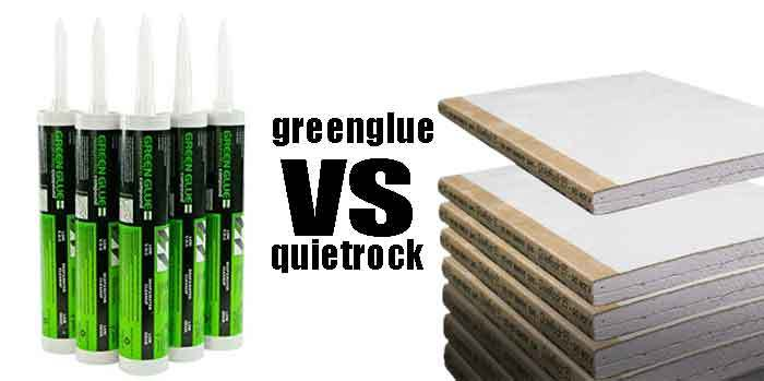 greenglue vs quietrock