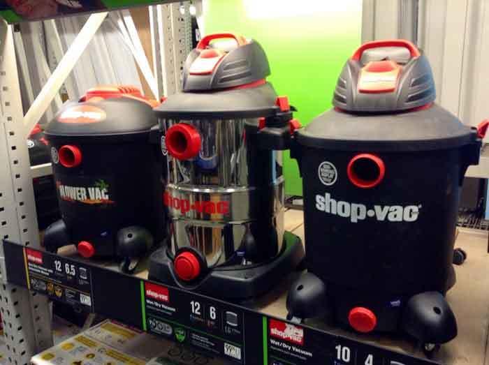 Shop Vac Noise Reduction