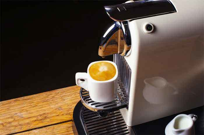 quietest nespresso machine