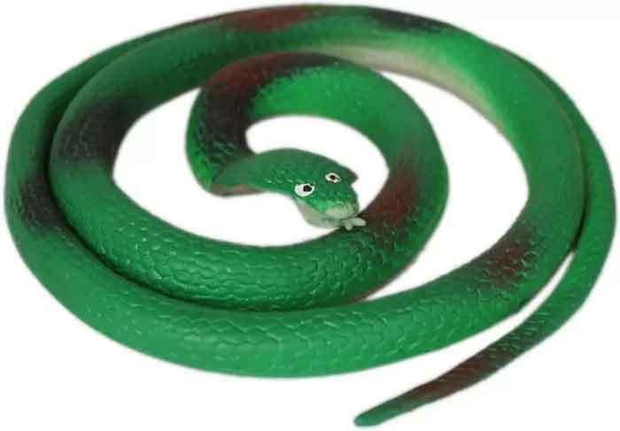 rubber-snake