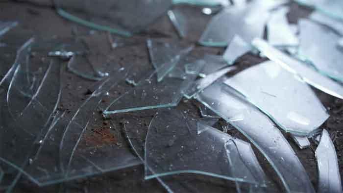 break-glass-silently
