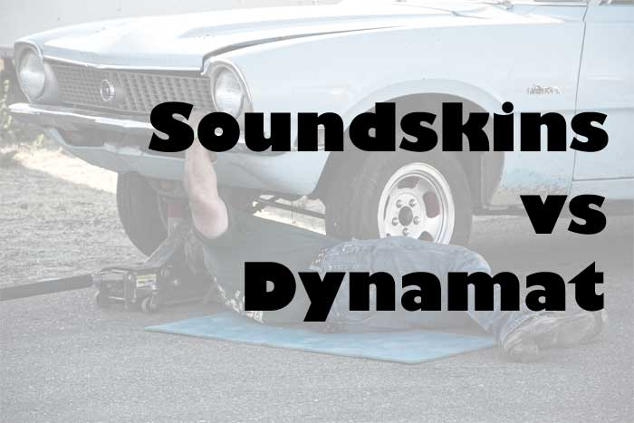 soundskins vs dynamat