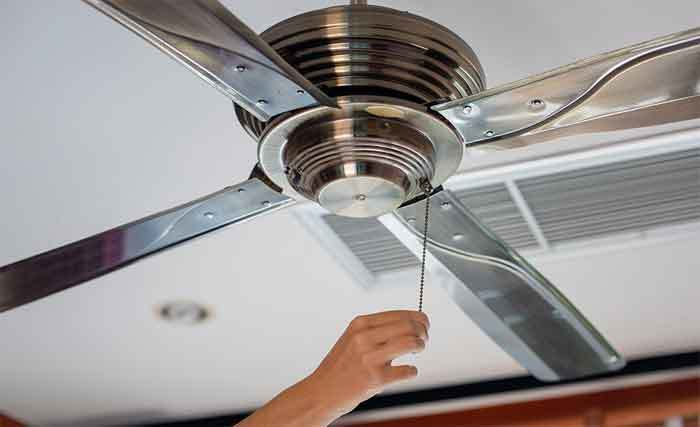 How To Quiet A Noisy Ceiling Fan Clicking Grinding Or Rattling Noises