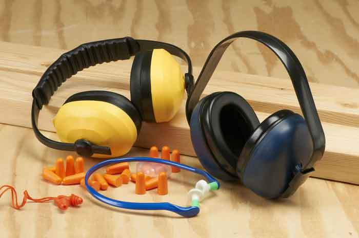 Effect of Double Hearing Protection