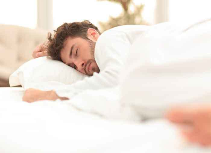 Does white noise work for snoring?