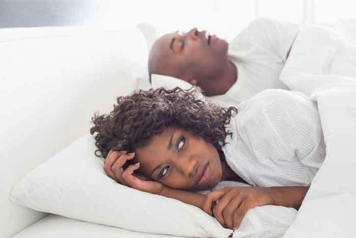 snoring-partner