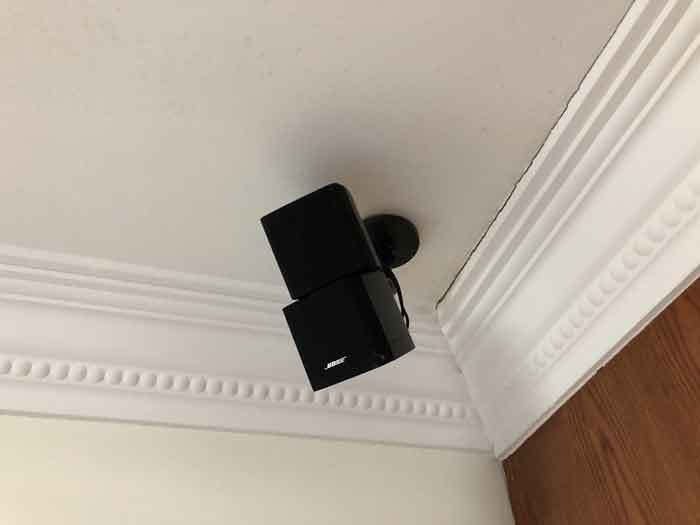 Soundproofing Ceiling Speakers