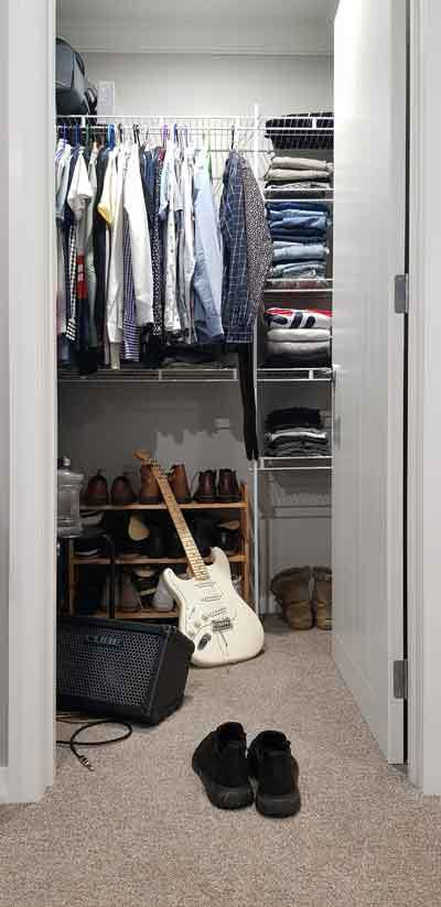 Turn A Closet Into A Soundproof Booth