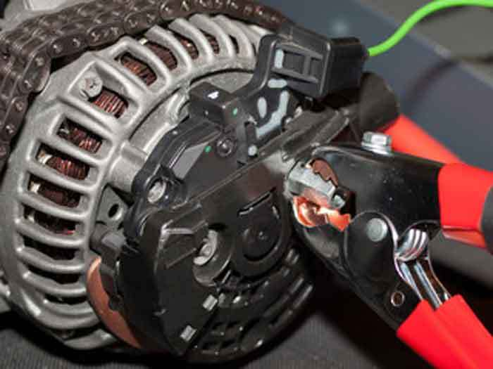 How to Fix a Squeaky Alternator Bearing