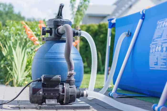 Reduce the Vibrations of your Pool Pump's Motor