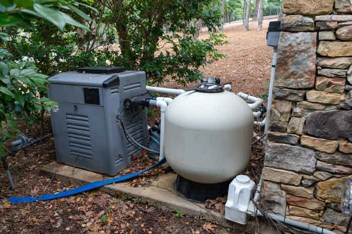 Pool Pump Noise Reduction