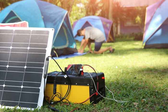 solar-powered-generator