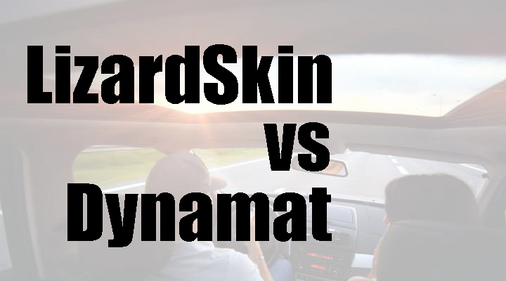 lizardskin vs dynamat